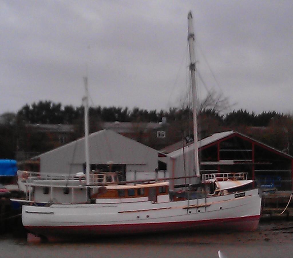 MFV119 at Newport
